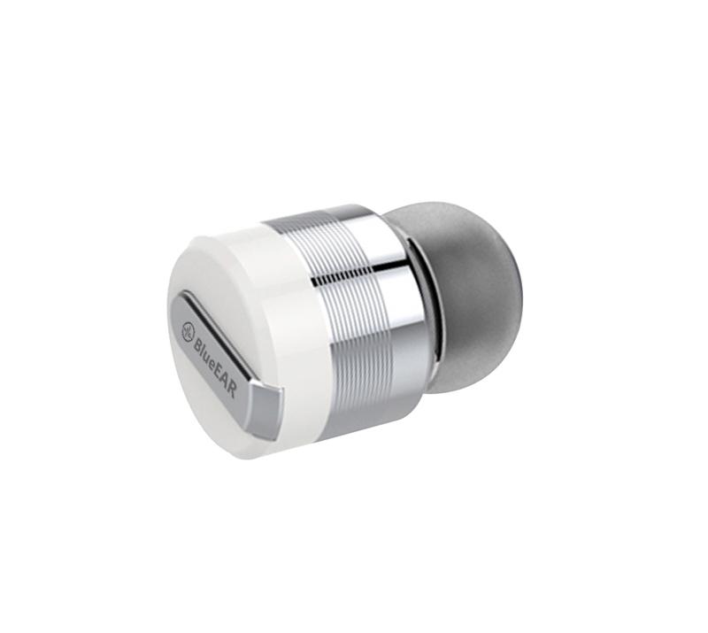 Bezdrátová bluetooth stereo sluchátka, bílé-3