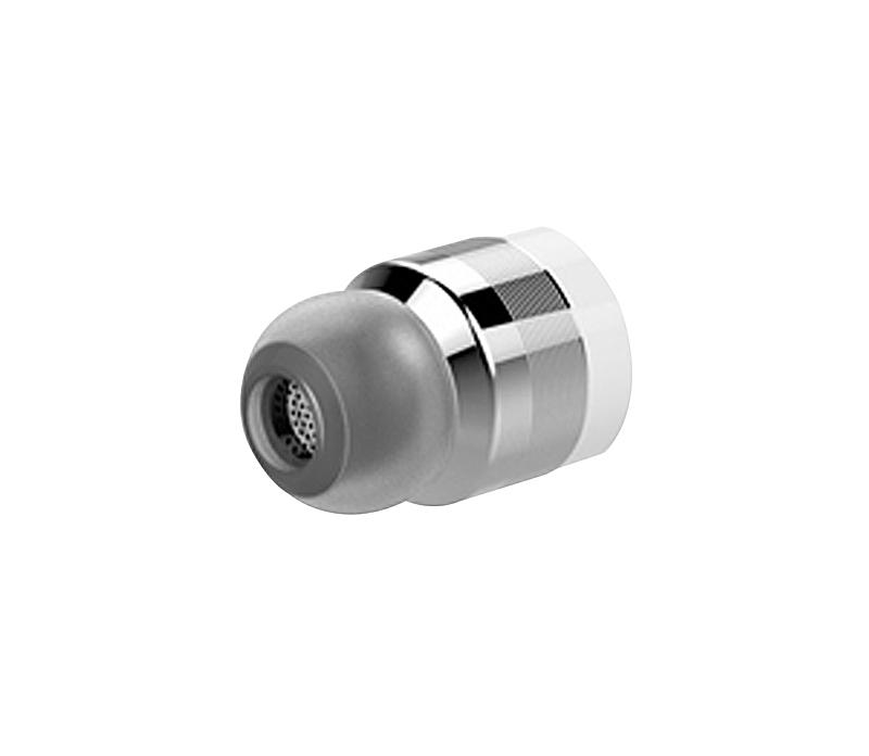 Bezdrátová bluetooth stereo sluchátka, bílé-2